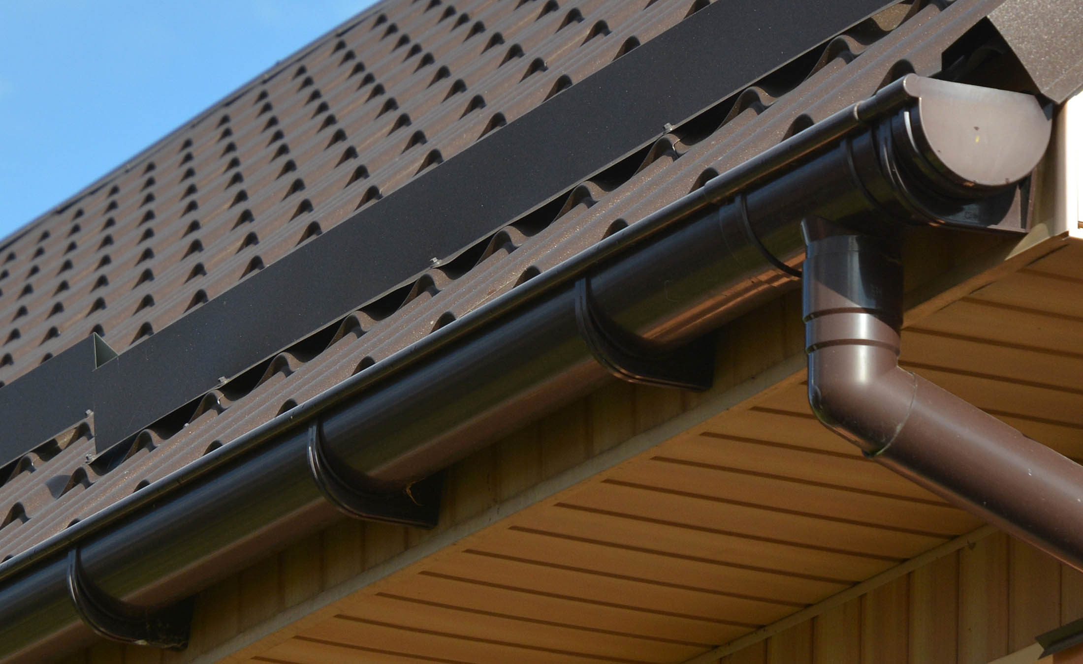 Gutter and Downspout Image